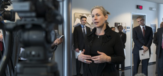 By Karita Rawlins Listen to the story. Read the script. Before returning to Washington for the next session of Congress, Senator Kirsten GIllibrand made a stop in Utica, ny to […]